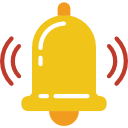 icon image for a bell ringing