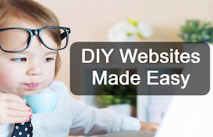 DIY Websites made Easy
