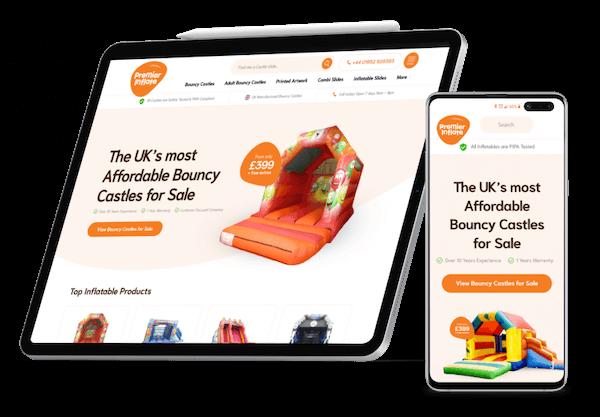 Smart SEO eCommerce Website