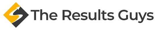 The Results Guy logo