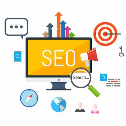 search engine optimisation icon