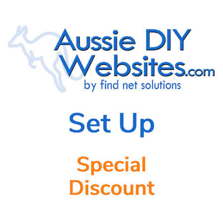 Aussie DIY Setup Special Discount Product