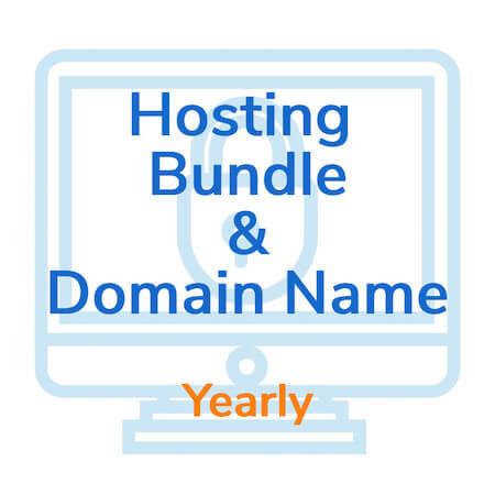 Hosting Bundle - Yearly Product